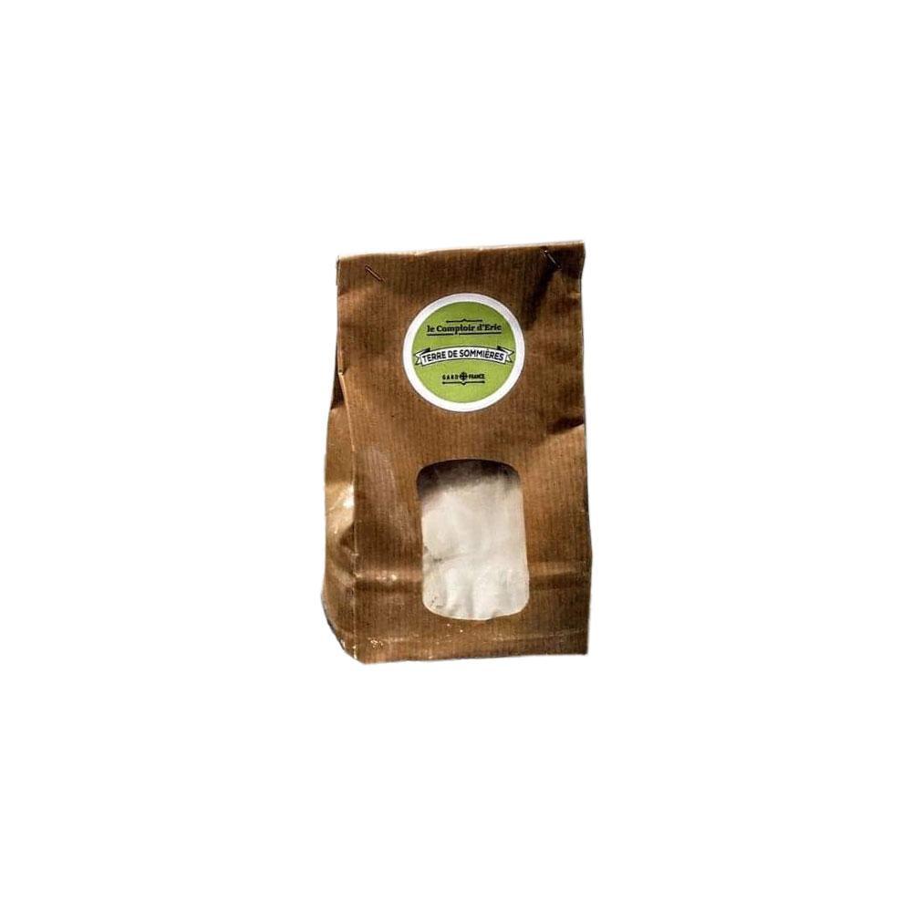 Sachet en papier de détachant à sec à la terre de Sommières (300g)