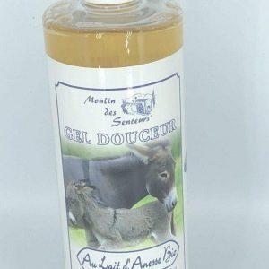 Gel douche corps et cheveux au lait d'Anesse bio 500 ml