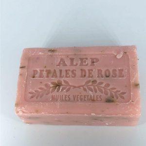 Savon d'Alep-pétales de rose 150 g