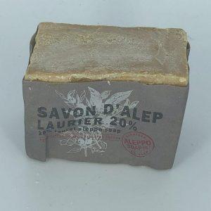 Savon Pain d'Alep 20% Laurier - 200g