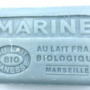 Savon de Marseille au lait d'ânesse BIO Marine