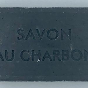 Savon de Marseille  Charbon