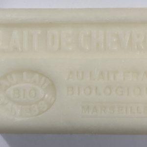 Savon de Marseille au lait d'ânesse BIO Lait de Chèvre