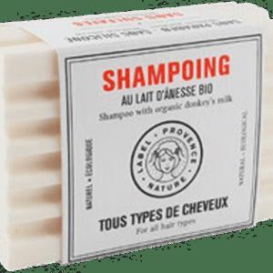 Shampoing solide Au lait d'ânesse tous types de cheveux