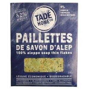 PAILLETTES DE SAVON D'ALEP - BOITE 750G